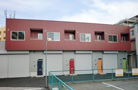 賃貸倉庫兼事務所 -イケガミパート7-|吹田市不動産 株式会社トリム