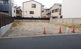大阪市東淀川区「売り土地(建築条件なし)」|吹田市の不動産会社トリム