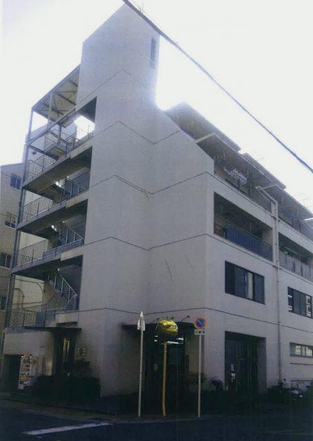 エッグワンビルの外観|吹田市不動 株式会社トリム