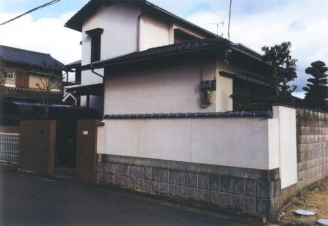 奈良県 生駒郡 -土地付き建物 -